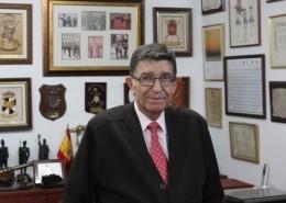 El general Agustín Alcázar Segura