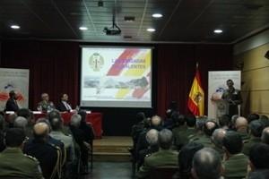 Intervención del general Carrasco
