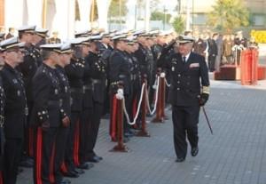 AJEMA saluda a autoridades militares