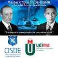 Máster Seguridad, Defensa y Geoestrategia CISDE-UDIMA