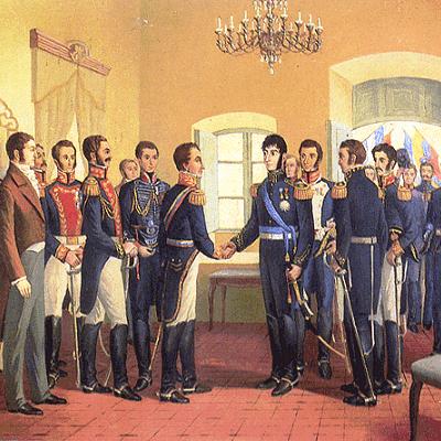 Procesos de Independencia en Hispanoamérica