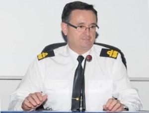 El almirante Rosique Nieto. Fuente: Armada Española