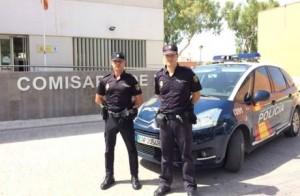 Policías Coria del Río