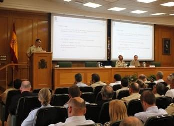 Intervención de Santiago Carrasco en el I Seminario de Reserva Voluntaria