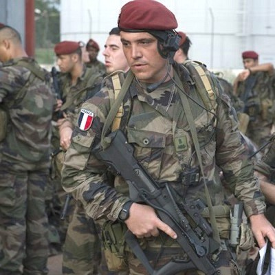 Francés Militar Básico
