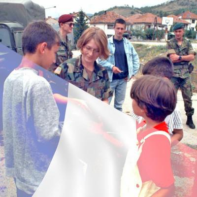 Técnico Avanzado de CIMIC para Operaciones Exteriores (francés)