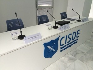 Salon de Conferencias CISDE