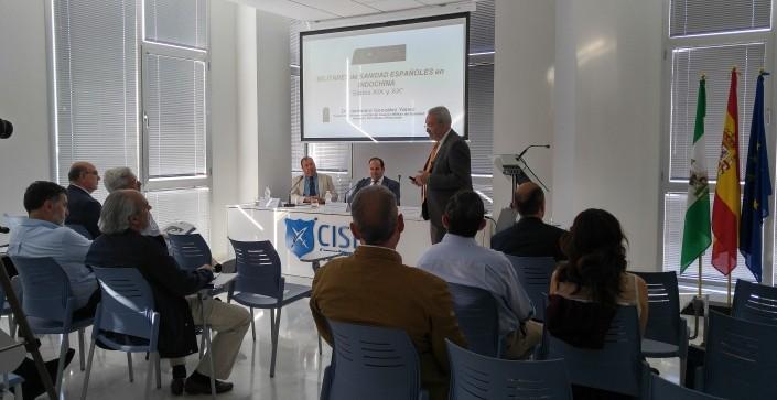 Conferencia: Militares de Sanidad Españoles en Indochina