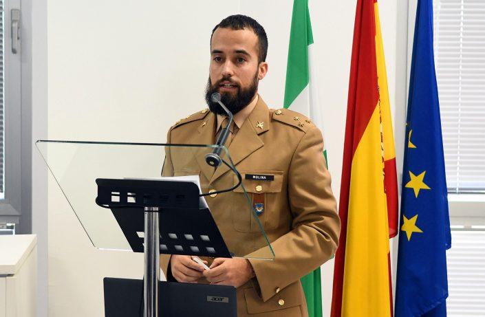 """Ponencia """"International Foreign Fighters, el problema de los terroristas retornados"""" D. Pablo Molina, miembro del GIAFTY."""