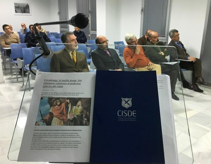 """Conferencia """"Grandes Batallas de la Reconquista"""""""
