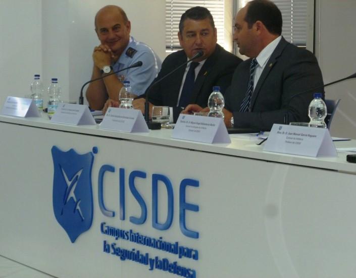 Delegado del Gobierno en Andalucía. I Simposium Nacional sobre Terrorismo Yihadista en Oriente Medio y África