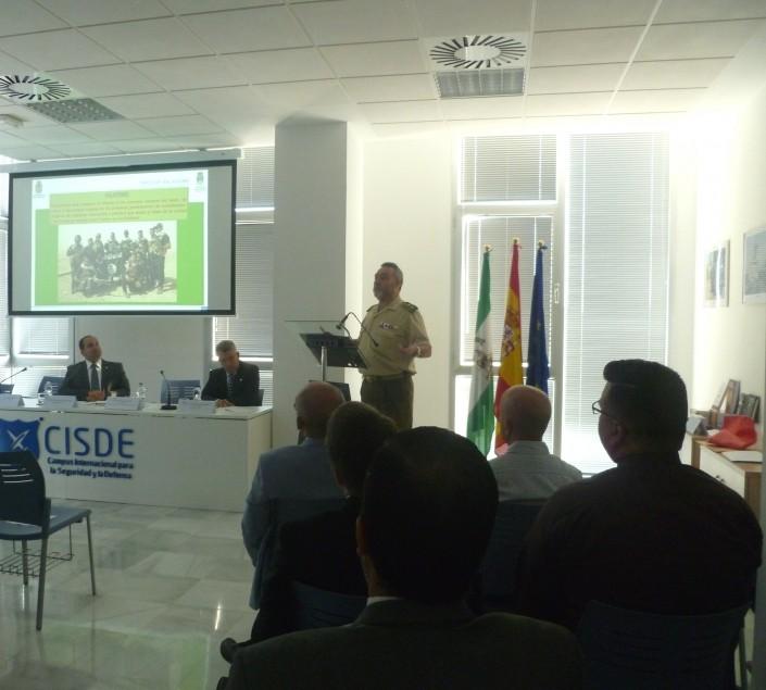 I Simposium Nacional sobre Terrorismo Yihadista en Oriente Medio y África