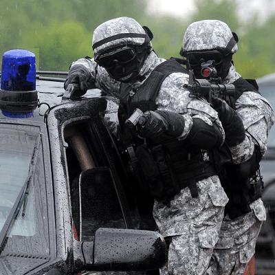 Seguridad, Terrorismo e Información