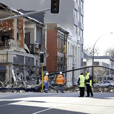 Actuación FFCCSS en Emergencias y Catástrofes
