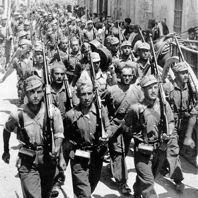 Historia Militar de la Guerra Civil Española