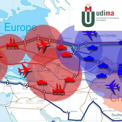 Máster Universitario en Seguridad, Defensa y Geoestrategia. CISDE-UDIMA. OFICIAL