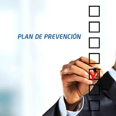 Plan de Prevención en las UCOs