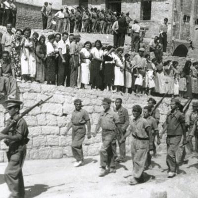 Historia, mentalidad y organización Ejército Popular de la República