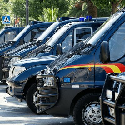 Escolta y Protección de Autoridades