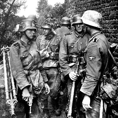 Historia de las Waffen SS
