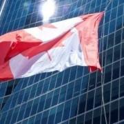 Embajada de Canadá en la Torre Espacio de Madrid