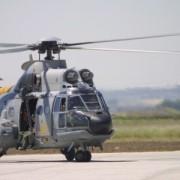 Helicóptero Super Puma español
