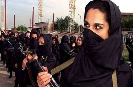 Mujeres en Daesh