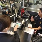 Control de aduanas en Estados Unidos