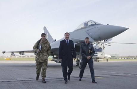 David Cameron en una imagen de archivo
