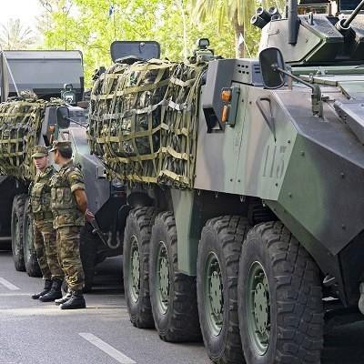 Unidades del Ejército de Tierra