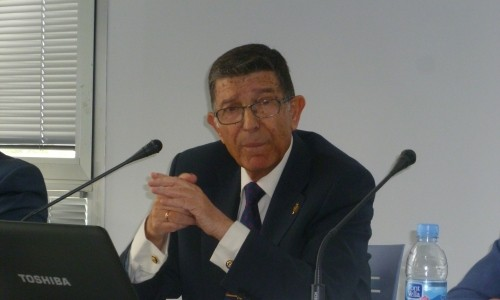 General Agustín Alcázar