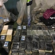 900 kilos de droga incautados en Sevilla