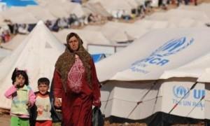 La ayuda humanitaria en Siria