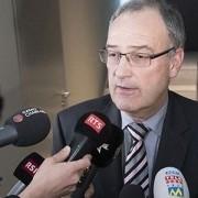 Guy Parmelin, Ministro de Defensa suizo