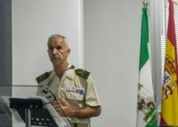 el General de División y Jefe del Mando Conjunto de Operaciones Especiales, Don Jaime Iñiguez Andrade