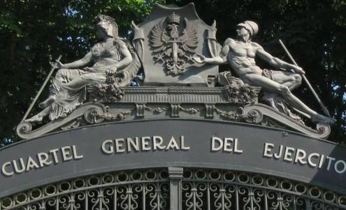 Cuartel General del Ejército de Madrid