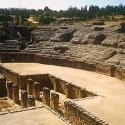 Ruinas Itálicas, anfiteatro