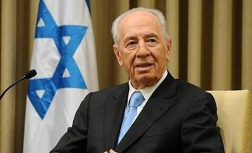 Simon Peres, ex-presidente de Israel