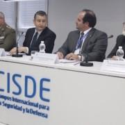 Clausura Delegado del Gobierno en Andalucía-IV Seminario Internacional sobre Problemas Emergentes en Seguridad CISDE