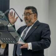 Capitán de navío del Cuerpo General de la Armada y Doctor en Historia por la Universidad Complutense de Madrid, Don Antonio de la Vega Blasco