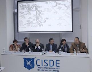 Quinta mesa. IV Seminario Internacional sobre Problemas Emergentes en Seguridad