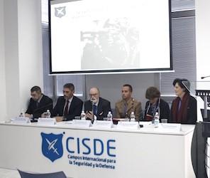 Sexta mesa. IV Seminario Internacional sobre Problemas Emergentes en Seguridad