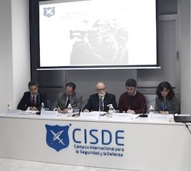 Tercera mesa. IV Seminario Internacional sobre Problemas Emergentes en Seguridad