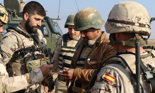 Tropas en Irak