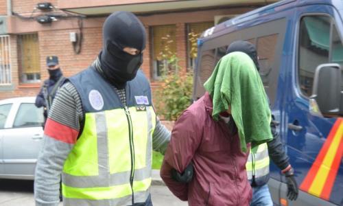 Dos presuntos yihadistas detenidos en madrid y barcelona for Ministerio del interior en ingles