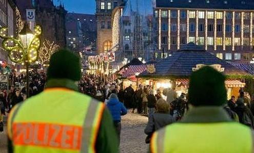 Mercadillo de Navidad alemán