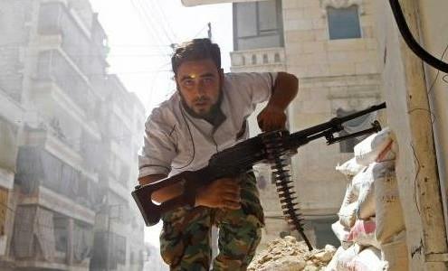 Imagen de Reuters, Siria