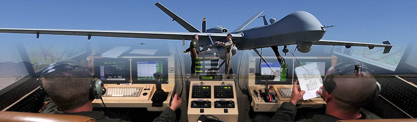 Técnico Avanzado en Drones de Aplicación Militar