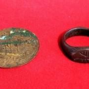 Imagen oficial de la Guardia Civil de los objetos incautados