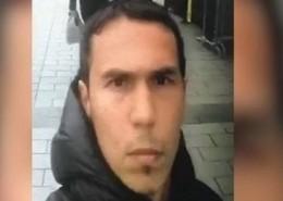 Imagen del presunto terrorista